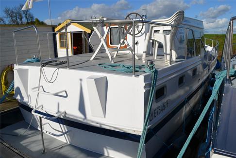 image Linssen Yacht 369